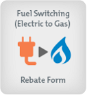 Electric to Gas Fuel Switching